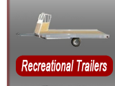 Recreational & Snowmobile trailers